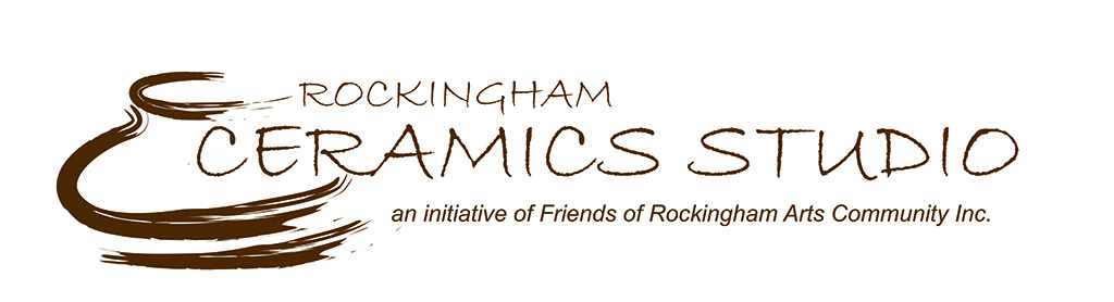 Rockingham Ceramics Studio Logo